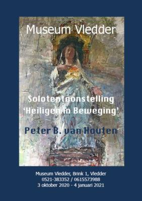 Solotentoonstelling in Museum Vledder